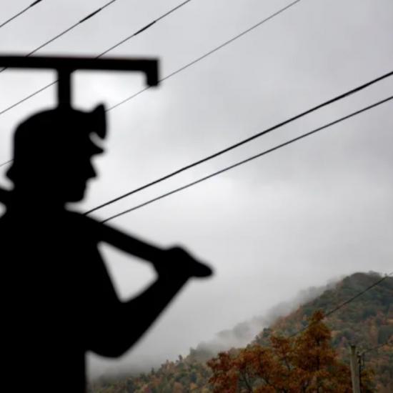 Miner shadow